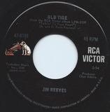 Distant Drums / Old Tige - Jim Reeves