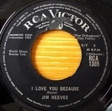 I Love you Because - Jim Reeves