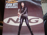 Nag - Joan Jett & The Blackhearts