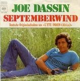 Septemberwind / Ce N'est Rien Que Du Vent - Joe Dassin