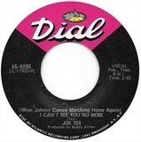 (When Johnny Comes Marching Home Again) I Can't See You No More - Joe Tex