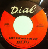 Keep The One You Got / Go Home And Do It - Joe Tex