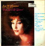 Joe Williams With Songs About That Kind Of  Woman - Joe Williams