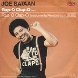 Rap-O Clap-O / Rap-O Clap-O (Instrument-O) - Joe Bataan