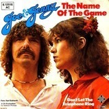 The Name of the Game / Don't Let The Telephone Ring - Joe & Jenny