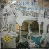 Vier Ouvertüren - Johann Sebastian Bach - Collegium Aureum