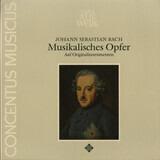 Musikalisches Opfer Auf Originalinstrumenten - Bach