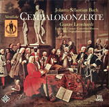 Sämtliche Cembalo-Konzerte (Mit Originalinstrumenten) - Bach