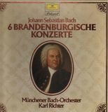 6 Brandenburgische Konzerte - Bach