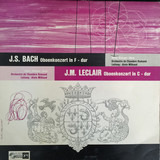 Oboenkonzert In F-dur Und In C-dur - Johann Sebastian Bach , Jean-Marie Leclair