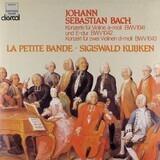 Konzerte Für Violine A-moll BWV 1041 Und E-dur BWV 1042 / Konzert Für Zwei Violinen D-moll BWV 1043 - Bach