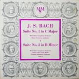 Suite No. 1 In C Major / Suite No. 2 In B Minor - Bach