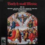 H-Moll Messe BWV 232 / Otto Klemperer - Johann Sebastian Bach / Agnes Giebel, Janet Baker, Nicolai Gedda, Hermann Prey, Franz Crass