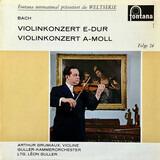 Violinkonzert E-Dur A-Moll - Bach (Grumiaux)