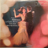 Fledermaus / Gypsy Baron / Fiedler - Strauss Jr. / The Boston Pops Orchestra
