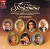Die Fledermaus / Grosser Querschnitt - Johann Strauss Jr. , Wiener Symphoniker , Willi Boskovsky , Anneliese Rothenberger , Dietrich Fisch