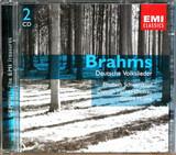 Deutsche Volkslieder - Brahms
