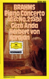 Piano Concerto No. 2 - Johannes Brahms