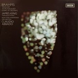 'Rinaldo' / 'Schicksalslied' (Song Of Destiny) - Johannes Brahms - James King , The Ambrosian Singers , New Philharmonia Orchestra , Claudio Abbado