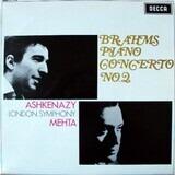 Brahms Piano Concerto No. 2 - Brahms / Vladimir Ashkenazy, The London Symphony Orchestra