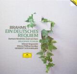 Ein deutsches Requiem / Te Deum - Johannes Brahms , Anton Bruckner - Herbert Von Karajan