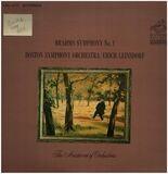 Symphony No. 1 - Brahms