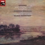 Piano Concerto No. 1 In D Minor - Brahms / Garrick Ohlsson, The London Philharmonic Orchestra, Klaus Tennstedt
