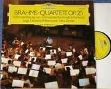 Quartett Op. 25 (Orchestrated By Arnold Schönberg) - Brahms / Hans Zender, Junge Deutsche Philharmonie