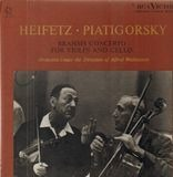 Concerto For Violin And Cello - Brahms