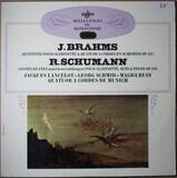 Quintette Pour Clarinette / Contes De Fées a.o. - Brahms / Schumann