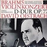 Violinkonzert D-dur op. 77 - Brahms , Oistrach , Russian State Symphony Orch. ,Kondrashin