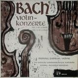 Violinkonzerte Nr. 1 In A-moll, Nr. 2 In E-dur (Parikian, Krannhals) - Bach