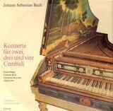 Konterte Für Zwei, Drei Und Vier Cembali - Bach