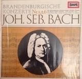 Brandenburgische Konzerte Nr. 1, 2 & 6 - Bach