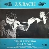 Violin Concertos No. 1 & No. 2 - Bach