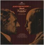 Ravel: Concerto For The Left Hand / Prokofiev: Concerto No. 3 - John Browning , Maurice Ravel , Sergei Prokofiev , Philharmonia Orchestra , Erich Leinsdorf