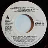 Love (It's Just The Way It Goes) - John Farnham And Sarah M. Taylor