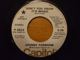 Don't You Know It's Magic - John Farnham