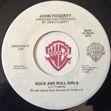The Old Man Down The Road / Rock And Roll Girls - John Fogerty