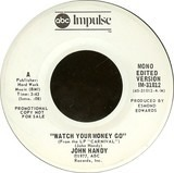 Watch Your Money Go - John Handy