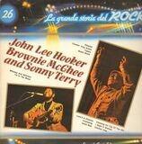 La Grande Storia Del Rock 26 - John Lee Hooker, Sonny Terry & Brownie McGhee