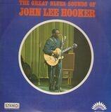 The Great Blues Sounds Of John Lee Hooker - John Lee Hooker