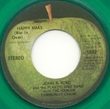 HAPPY XMAS (WAR IS OVER) - John Lennon & Yoko Ono And The Plastic Ono Band With The Harlem Community Choir