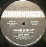 Stranger In The City / Slowdown - John Miles