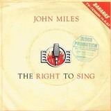 The Right To Sing / Back To The Music - John Miles