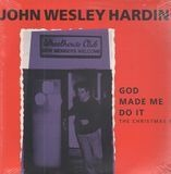 God Made Me Do It - The Christmas EP - John Wesley Harding