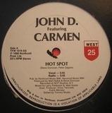 Hot Spot - John D Featuring Carmen Padilla