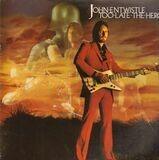 Too Late the Hero - John Entwistle