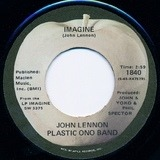 Imagine - John Lennon , The Plastic Ono Band With The Flux Fiddlers