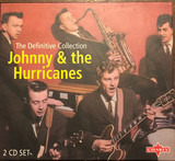 The Definitive Collection - Johnny And The Hurricanes